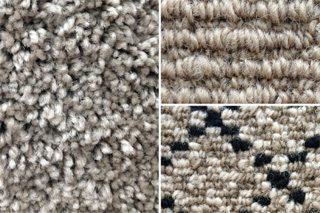 Short Ends quality carpet